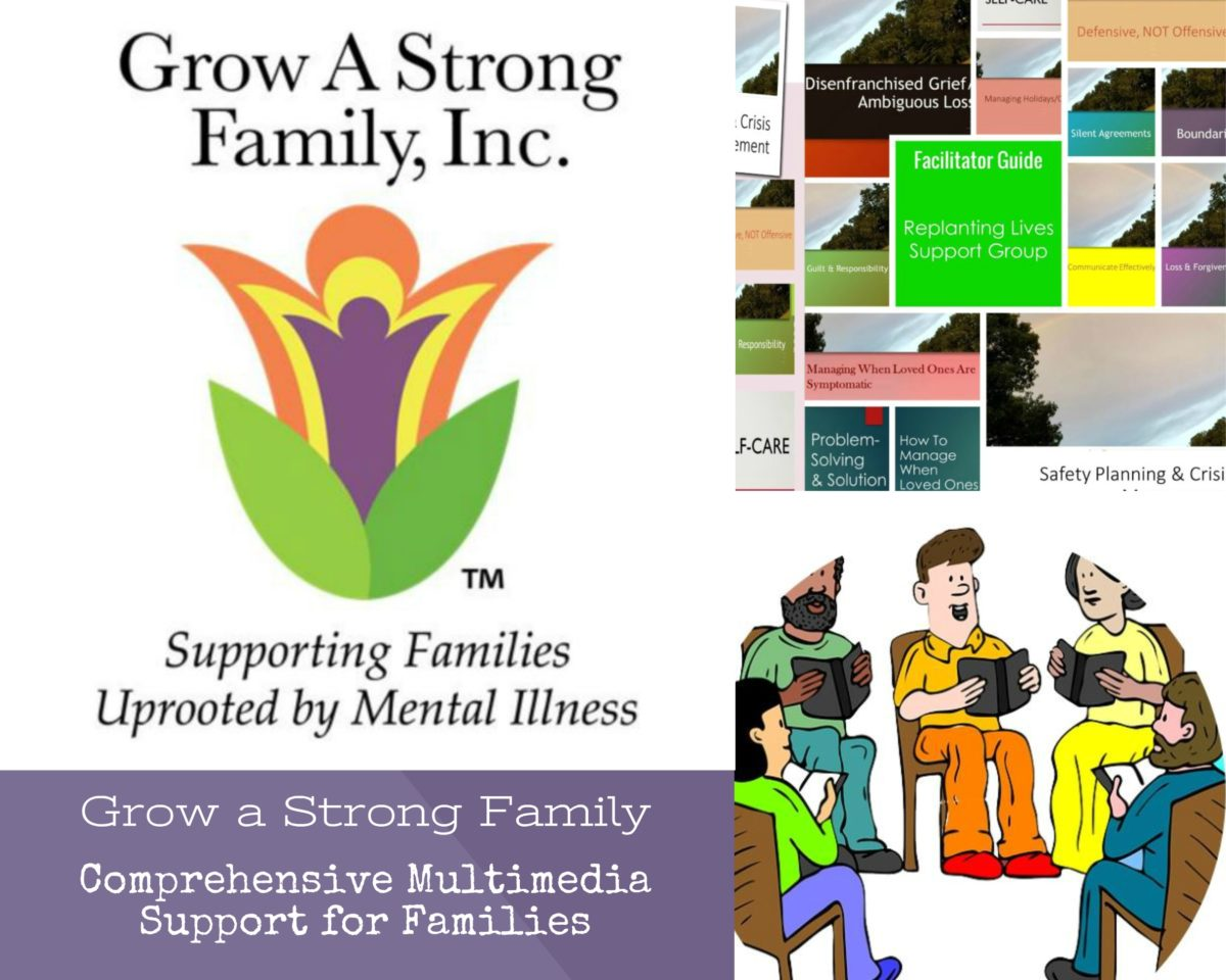 The Story of Grow a Strong Family